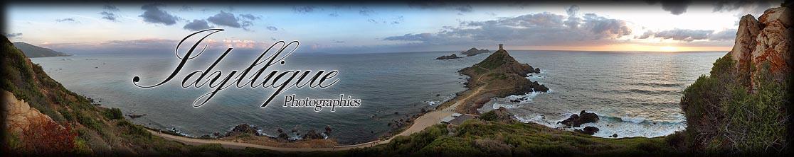 Idyllique Photographies - Photographe Corse - Paysages modèles Nature